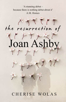 Resurrection of Joan Ashby - Cherise Wolas - Paperback Cover