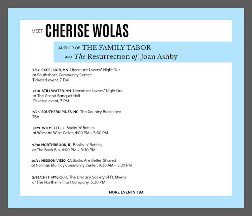 Cherise Wolas Events Image